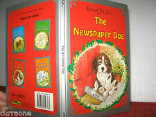 Enid Blyton THE NEWSPAPER DOG 2002 hc illustrated by Syliva Ward LARGE PRINT