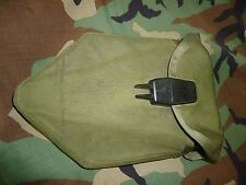 US Ames E-Tool and cover, tri fold, Vitnam War era, intrenching tool, Army, USMC