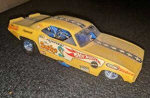 Monogram 1970 1/24 Hot Wheels Don the Snake Prudhomme Cuda Funny Car Drag NHRA