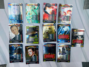 Doctor Who Battles in Time Cards - Ultra and Super Rare -