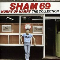 Sham 69 - Hurry Up Harry: The Collection [CD]