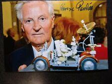 Ferenc Pavlics Hand Signed Autograph 4X6 Photo Nasa Apollo Lunar Rover Developer