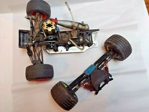 Nitro RC Car For Parts or Repair