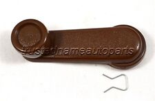 fits Nissan Window Crank Handle Left or Right Brown