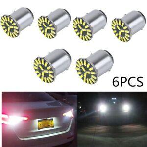 LED 1157 Stop Lamp White Globe for Toyota Land Cruiser Prado 03-18 Mazda 3 04-09