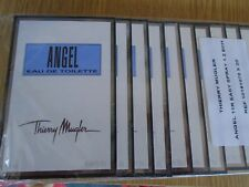 THIERRY MUGLER ANGEL ORIGINAL X 20  SAMPLES EDT VIALS HEN PARTY BAGS FREEPOST