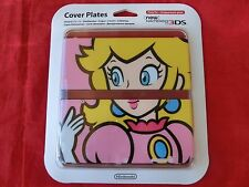 Nintendo New 3DS Cover Plates, Faceplate, Zierblende, Princess Peach, OVP