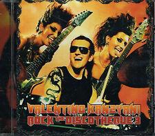 CD Album: Valentino Kanzyani: rock the discotheque 3. matrix. B2