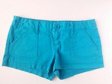 Mossimo Supply Co Women  Blue  Pocket  Casual Shorts Sz 3 Fit 6