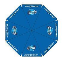 BUD LIGHT 9 foot BEER UMBRELLA MARKET PATIO STYLE NEW HUGE
