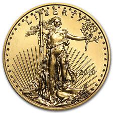2010 1/4 oz Gold American Eagle BU - SKU #58142