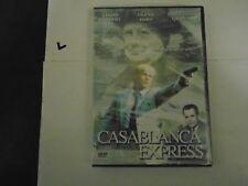 CASABLANCA EXPRESS DVD NEW - JASON CONNERY, GLENN FORD 090328901042