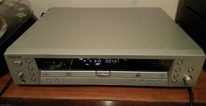 Sony RCD-W3 CD Recorder In Very Good Condition~Spares or Repair