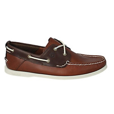 Timberland Men's  Heritage  2-Eye boat Shoes uk size 6.5