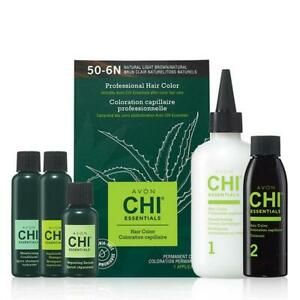 Avon CHI Essentials Hair Color 50-7R New in box fast free shipping