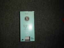 F & F 5 Pairs Small 15 Denier Tights With Lycra