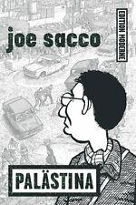 Joe Sacco palestina dt. Edition moderna Palestine