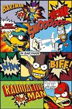 I Simpson : Fumetto - Maxi Poster 61cm x 91.5cm nuovo e sigillato
