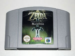 *PAL Version* The Legend of Zelda The Fate of The Bombiwa For Nintendo 64 N64