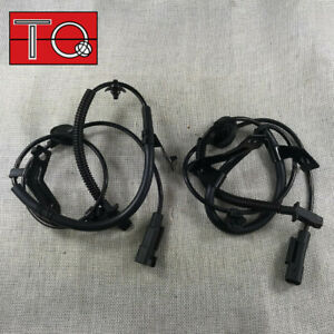 2 x Rear ABS Sensors for Jeep Compass & Patriot MK 2007-2017
