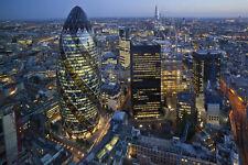 BELLA Città Londra foto su tela #528 paesaggio mozzafiato Tela Gratis P&P