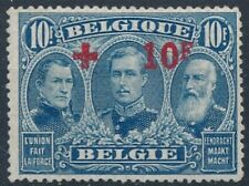 [34084] Belgium 1918 The SCARCE stamp Very Fine MNH Value $2350