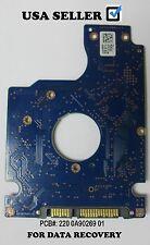 Hitachi PCB BOARD HTS547550A9E384, SATA 2.5 500GB  PCB: 220 0A90269 01