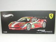 Ferrari 458 ITALA GT2 N° 51 LEMANS 2011