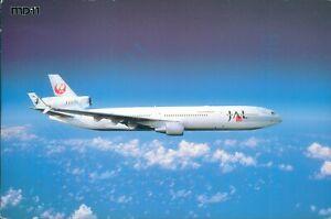 JAl Japan Airlines J BIRD MD11