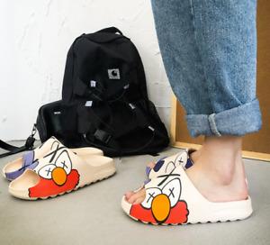 Slides Elmo Slippers Bob Slide Colors Orange FAST FREE SHIPPING-SAME DAY