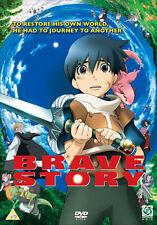 BRAVE STORY - DVD - REGION 2 UK