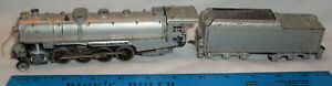 Tyco Mantua HO 4426 Steam Locomotive w Coal Tender - Mister Softee Contest