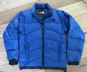 Men's The North Face Summit Series Down Padded Jacket Coat Size Medium