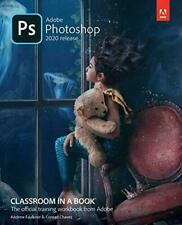 Photoshop Classroom in a Book (2020 release) CD