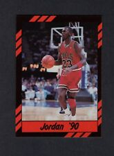 1990 Career Highlights #8 Michael Jordan Chicago Bulls B91A 466