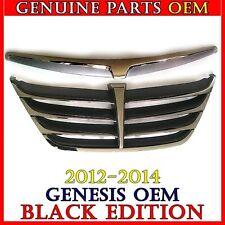 2012-2014 HYUNDAI GENESIS EDITION HOOD GRILLE / UPPER GARNISH MOLDING SET
