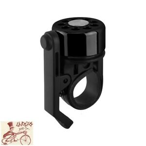 MIRRYCLE LOLO BLACK BICYCLE BELL