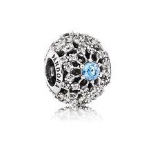 Authentic Pandora Silver Disney Cinderella's Wish Charm Bead 791592CFL
