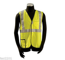 OccuNomix 2X-Large Yellow OccuLux Lightweight Polyester Class 2 Vest