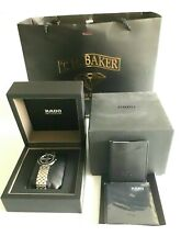 Rado Diastar Mens Luxury Swiss Watch Sapphire Crystal Quartz