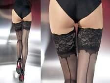 Fiore Strapless Stocking Sunita Size S-l / 36 - 46 Black S