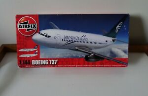 AIRFIX 1/144 SCALE BOEING 737 Air New Zealand and Ansett Australia Decals Sealed