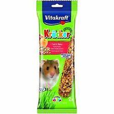 Vitakraft Hamster Stick Fruit 112g - 2pk 2 - 516590
