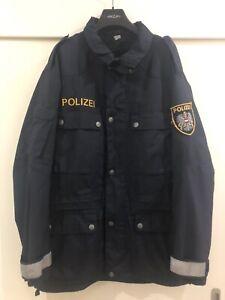 Polizeijacke der österreichischen Polizei (aktuell)/ Austrian Police Jacket