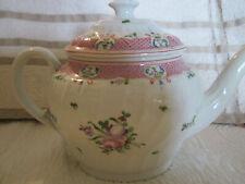 18th Century New Hall Teapot