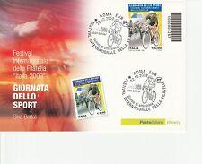 Lotto codice a barre Intero postale, cartolina barre, Bartali 6 foto