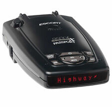 BRAND NEW Escort Passport 9500ix Radar/Laser Detector (Red Display)