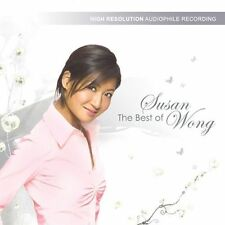 SUSAN WONG - THE BEST OF 2008 13 TRACKS CD