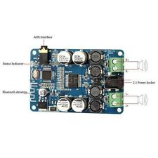 2x25W TDA7492P Wireless Bluetooth V2.1 Audio Receiver Power Amplifier Board