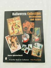 Halloween Collectible Decorations & Games Signed P.Apkarian-Russell Ex Con JC74